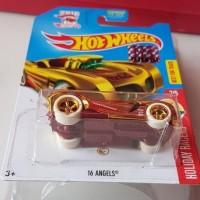 Hot Wheels 16 Angels Ban Karet Putih THS Super Treasure Hunt TH Thunt