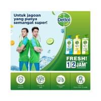hoot sale Dettol Sabun Batang Anti Bakteri Lasting Fresh 105 gr 20 Pcs