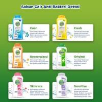 hoot sale Dettol Sabun Batang Lasting Fresh 105gr - Isi 5 - Anti Kuman