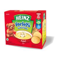 Heinz Farley's Apple 120 Gr/Biskuit & Snack Bayi
