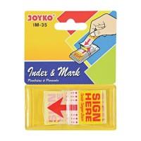 Index & Mark / Penanda / Pembatas Joyko IM-35 / Plastik