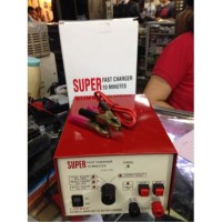 Charger Aki Super 12V , 5A-100A