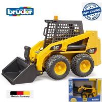 Bruder 02481 Cat® Skid Steer Loader Excavator Truck Made in Germany