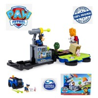 Spin Master Nickelodeon PAW Patrol Chase's Ride N Rescue Transforming