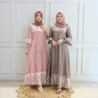 Kia Maxi Dress Ethnic Gamis Ethnic Gamis Motif Gamis Terbaru