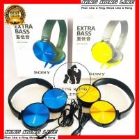 Headphone Bando Sony Extra Bass MDR XB450 Headset Handsfree