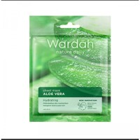 Wardah Nature Daily Sheet Mask Aloe Vera
