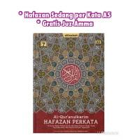 Al-Quran Hafalan Hafazan Per Kata A5 - Al Quran Hafalan Alqosbah A5