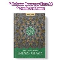 Al-Quran Hafalan Hafazan Per Kata A4 - Al Quran Hafalan Alqosbah A4