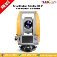"Trimble C5 2"" Total Station With Optical Plummet"