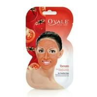 Masker Wajah Ovale Facial Mask Tomato 15gr
