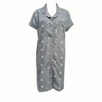 Young Hearts Y19 Budget Woven 1 Pijamas Dress Y19-00667K - Grey