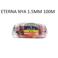 Eterna Kabel NYA1X1.5MM 100M