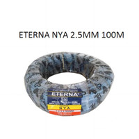 Eterna Kabel NYA 2,5mm 100M