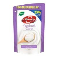 LIFEBUOY BODY WASH YOGURT CARE REFILL 450ML