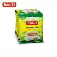 Tong Tji Jasmine Tea, Teh Celup dlm Sachet ( 5 teabags / sachet )