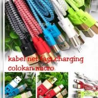 Kabel charger android 2amper /kabel casan micro 2a/kabel usb android