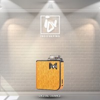 Pod Vapor Vape - MI-POD By Smoking Vapor Authentic DIGITAL Orange