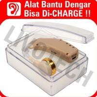 Recharge Hearing Aid Model BTE - BION C108 Alat Bantu Dengar bisa di