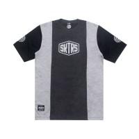 Skaters T-Shirt TB089 GREY MISTY