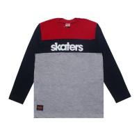 Skaters T-Shirt SG019 RED MISTY