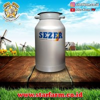 Milk Can Sezer 40 Liter - Star Farm