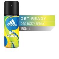Parfum ADIDAS Get Ready Deo Body Spray 150ml.