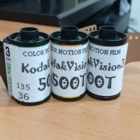 Roll Film Kodak Vision3 500T