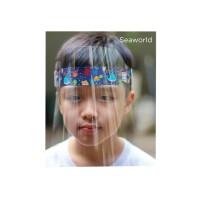 Seaworld Face Shield Kids (Pelindung Wajah Anak)