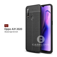 TPU Case Autofocus Leather Oppo A31 2020