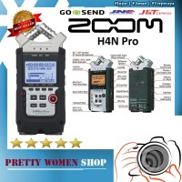 Zoom Voice Recorder H4N Pro,H4n Pro