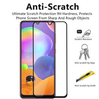 Tempered Glass Samsung M51 Full Cover
