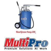 POMPA OLI MANUAL GREASE PUMP 20L MULTIPRO oil pump pompa gemuk