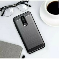 Softcase Slim Fit Carbon Ipaky Xiaomi Redmi 8 8A 8A Pro Soft Case