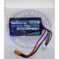 RadioMaster Li-on 2s 5000mah Battery pack for TX16s