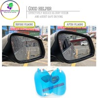Kaca Film Spion ANTI FOG Embun Air Hujan Mobil Avanza Xpander Brio