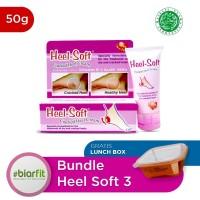 Heel Soft 50gr - Free Lunch Box