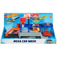 HOT WHEELS MEGA CAR WASH COLOR SHIFTERS ORIGINAL - HOTWHEELS CITY MEGA