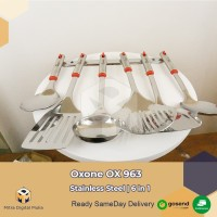 Oxone OX 963 Set Spatula Kitchen Tool
