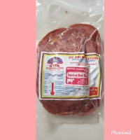 smoked beef ham / ham sapi