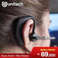 uNiQue Headset Bluetooth Voyager Legend HD Voice V4 For Smartphone