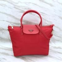 Prada Tessuto Saffiano Nylon Bag