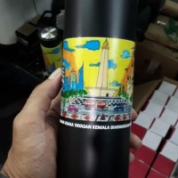 Tumbler H775 souvenir promosi print UV