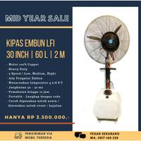 Kipas Angin Embun Air 30 Inches - 60 L / Misty Fan