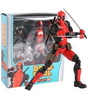 Mafex Deadpool Marvel Action Figure