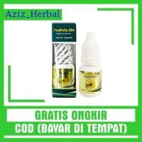 Obat Herbal Kumur Sakit Gigi 100% Original Ekstrak Propolis SM Brazi