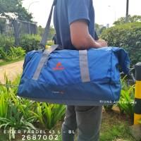 Tas Travel Duffle Olahraga Eiger Bag Fardel M 45 Liter