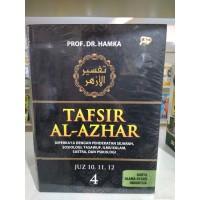 Tafsir Al-Azhar Buya HAMKA Jilid 4