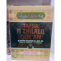 Tafsir Fi Zhilalil Qur'an Edisi Super Lux Original