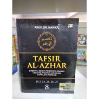 Tafsir Al-Azhar Buya HAMKA Jilid 8